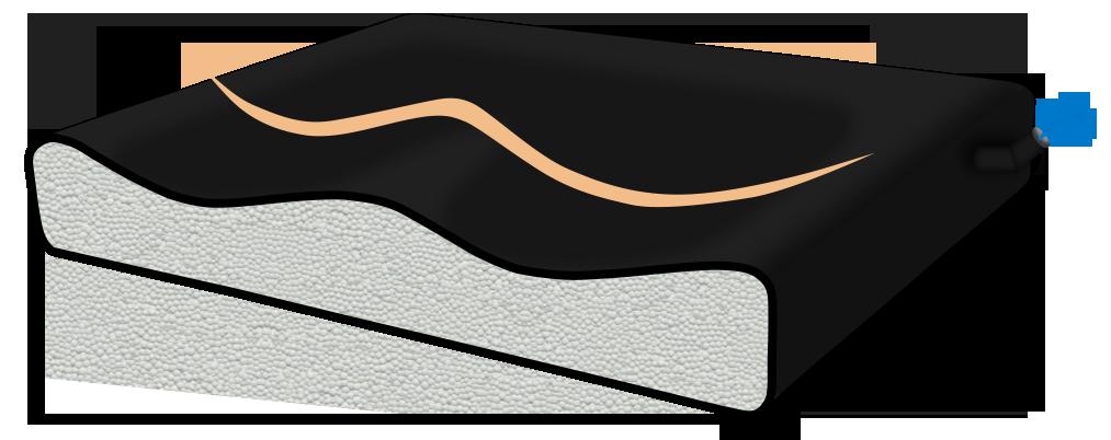 Система вакуумных подушек BodyMap